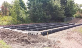 Raised Bed Septic System