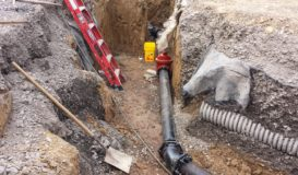 New Water Service
