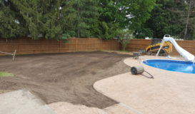Finish Grade for Sod